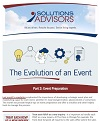 The Evolution of an Event Part2 - Event Preparation - May 2016 Enews_001