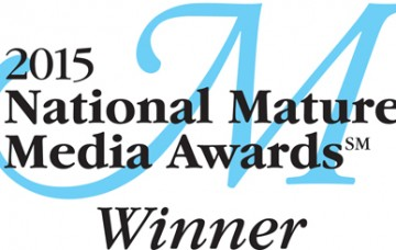 Retiring by Design earns 10 Mature Media Awards!