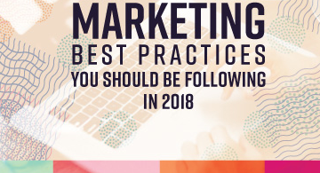 Marketing Best Practices – Part 1
