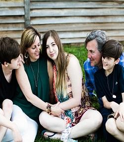 Donna Fuller's family.